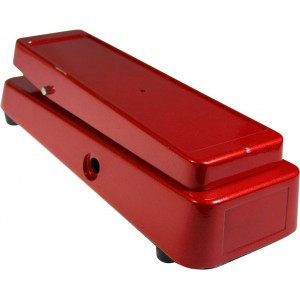 TIGER RED WAH ENCLOSURE FOR TO BUILD CUSTOM WAH OR VOLUME EFFECT PEDAL