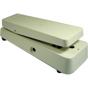 WHITE WAH ENCLOSURE FOR TO BUILD CUSTOM WAH OR VOLUME EFFECT PEDAL