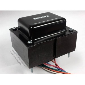 MERCURY MAGNETICS FENDER BANDMASTER BLACKFACE 125P7D POWER TRANSFORMER FBFBM-P