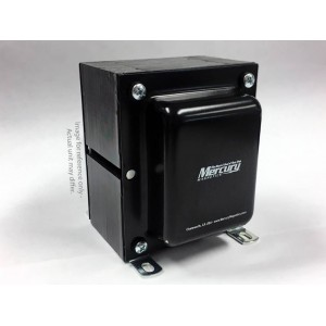 MERCURY MAGNETICS FENDER BANDMASTER TWEED LOWER B+ 230V & 240V PRIMARY POWER TRANSFORMER FTWB-PM-240
