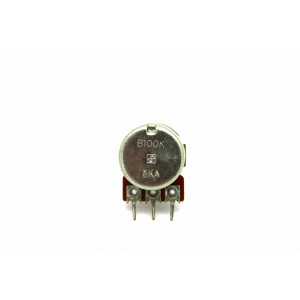 POTENTIOMETER B100K 100K LINEAR 16mm BASE
