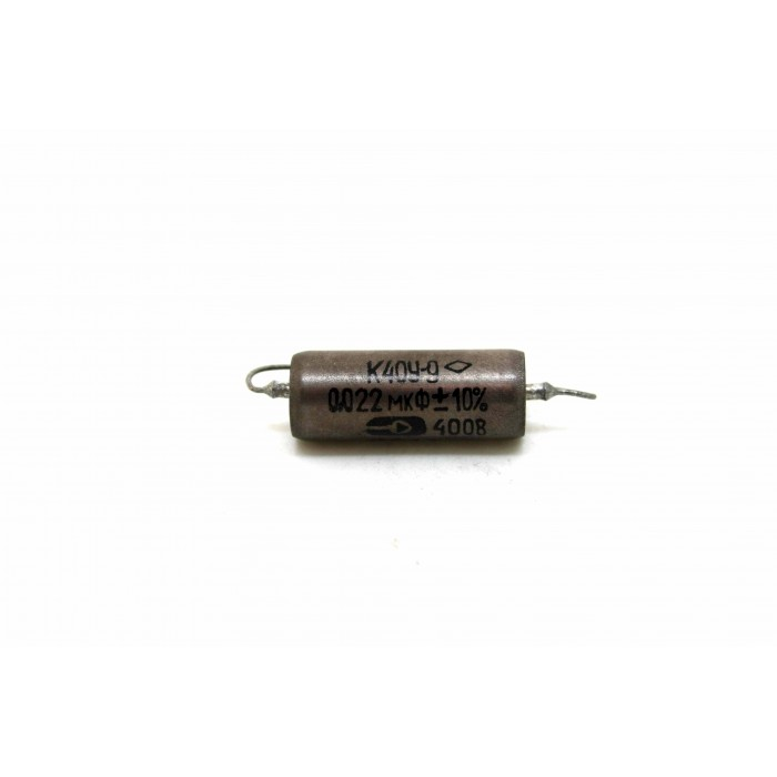 CAPACITOR K40Y-9 0.022UF 400V PIO PAPER IN OIL - MOST WANTED! LAST UNITS!
