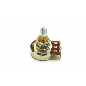 POTENTIOMETER BOURNS NO LOAD 250K B250K LINEAR 24mm KNURLED SHAFT EVH