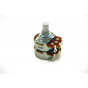 ORIGINAL FENDER POTENTIOMETER DUAL 500K LINEAR FOR PROSONIC VIBROKING 0041266000