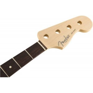 "FENDER AMERICAN PROFESSIONAL JAZZ BASS NECK, 20 NARROW TALL FRETS, 9.5"" RADIUS, ROSEWOOD 0993900921"