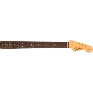 "FENDER AMERICAN ORIGINAL '60S STRATOCASTER®, THICK C SHAPE NECK MAST, 21 VINTAGE TALL FRETS, 9.5 "", ROSEWOOD 0990120921"