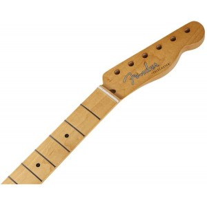 FENDER CLASSIC SERIES 50'S TELECASTER® NECK MAST, 21 VINTAGE FRETS - MAPLE 0991202921