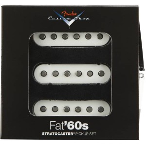 FENDER CUSTOM SHOP FAT '60S STRATOCASTER® PICKUPS 0992265000