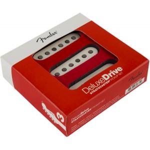 FENDER DELUXE DRIVE STRATOCASTER® PICKUPS SET WHITE 0992222000
