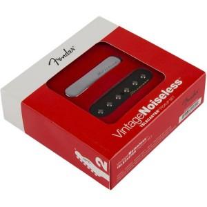 FENDER VINTAGE NOISELESS™ TELE® TELECASTER PICKUPS SET 0992116000
