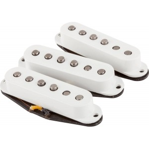 FENDER CUSTOM SHOP FAT '50S STRATOCASTER® PICKUPS WHITE 0992113000