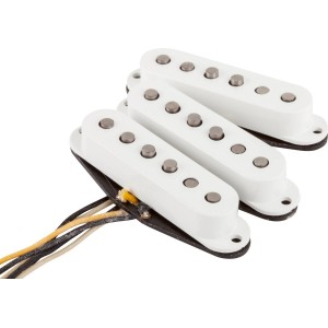 FENDER CUSTOM SHOP TEXAS SPECIAL™ STRAT® STRATOCASTER PICKUPS SET WHITE 0992111000