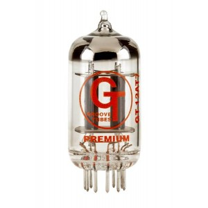 GROOVE TUBES GT-12AT7 SELECT VACUUM TUBE 5550112400