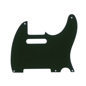 FENDER PURE VINTAGE FIVE-HOLE MOUNT TELECASTER® BLACK PICKGUARD 1-PLY 0992019000