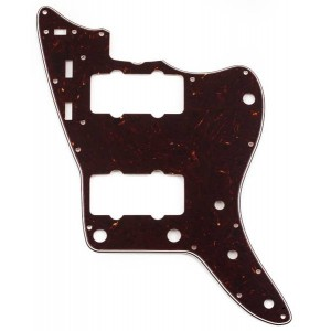 FENDER PURE VINTAGE '65 JAZZMASTER® PICKGUARD - BROWN SHELL 0094459049