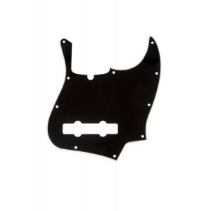 FENDER 10-HOLE CO NTE MPORARY 5-STRING JAZZ BASS® BLACK PICKGUARD 0063313000