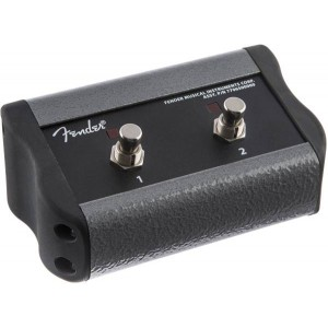 FENDER 2-BUTTON FOOTSWITCH: CHANNEL-REVERB ACOUSTIC PRO/SFX® 7706500000