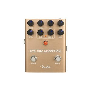 FENDER MTG TUBE DISTORTION PEDAL 0234539000