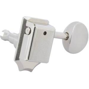 FENDER CLASSICGEAR™ TUNING MACHINE CHROME 0990802100