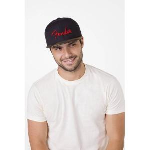 FENDER® CAMO FLATBILL HAT CAP 9190119000