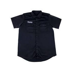 BIGSBY® TRUE VIBRATO WORK SHIRT BLACK 1808897706