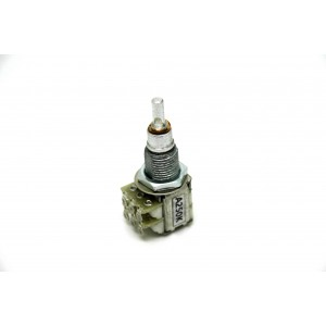 DUAL CONCENTRIC POTENTIOMETER 250K LOGARITHMIC - M8 12mm BASE