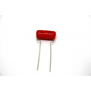 SPRAGUE ORANGE DROP 715P CAPACITOR 0.015uF .015uF 600V 153J