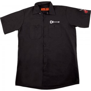 CHARVEL® PATCH WORK SHIRT GRAY TALLAS S A LA XL 9922459706