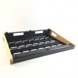 EMERSON CUSTOM-18X24 PEDALBOARD - EXTRA LARGE EFFECT PEDALS TABLERO PARA PEDALES DE EFECTOS MADE IN USA
