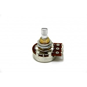 BOURNS POTENTIOMETER A1M 1M 1MEG AUDIO LOGARITHMIC 24mm KNURLED SHAFT FOR GUITAR