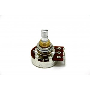 BOURNS POTENTIOMETER B1M 1M 1MEG LINEAR 24mm KNURLED SHAFT FOR GUITAR