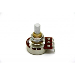 BOURNS POTENTIOMETER 1M A1M 1MEG AUDIO LOGARITHMIC 24mm SOLID SHAFT FOR GUITAR