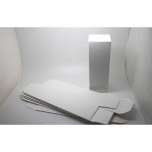 5x NEW WHITE TUBE BOXES FOR 6L6 6V6 EL34