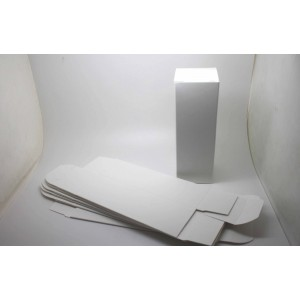 5x NEW WHITE TUBE BOXES FOR KT88, 6550, 2A3, 807