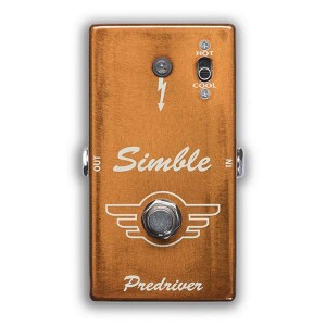 MAD PROFESSOR SIMBLE PREDRIVER EFFECT PEDAL