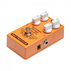 MAD PROFESSOR EVOLUTION ORANGE UNDERDRIVE EFFECT PEDAL