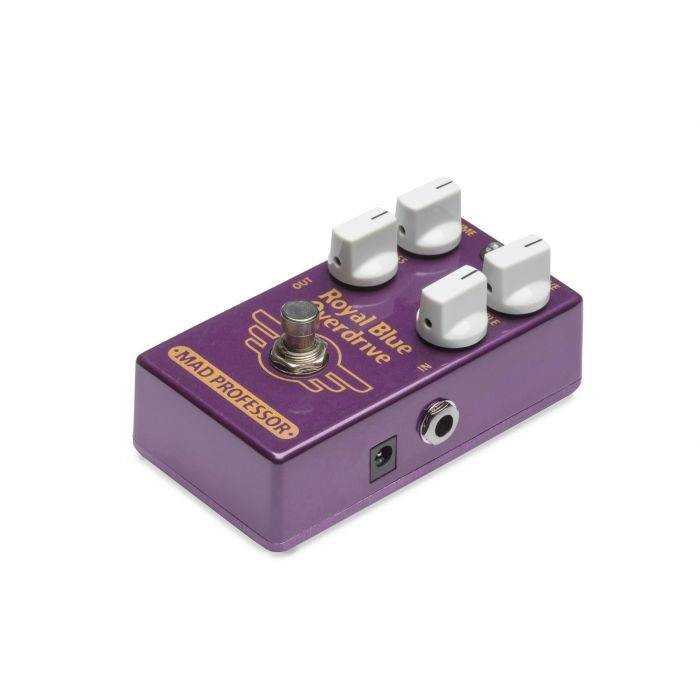 MAD PROFESSOR ROYAL BLUE OVERDRIVE EFFECT PEDAL