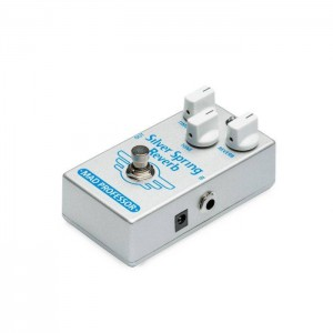 MAD PROFESSOR SILVER SPRING REVERB EFFECT PEDAL