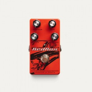 DAWNER PRINCE ELECTRONICS RED ROX EFFECT PEDAL