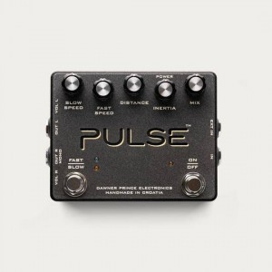 DAWNER PRINCE ELECTRONICS PULSE EFFECT PEDAL