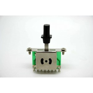 5 WAY SWITCH PICKUP SELECTOR WITH TOP HAT FOR FENDER TELECASTER TELE