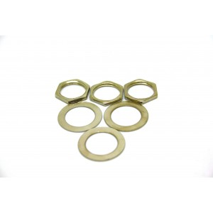 3x NUTS & WASHER M12 FOR...