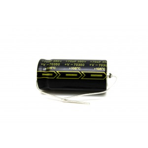 TAD CAPACITOR 70uF 350V FOR...
