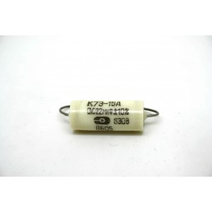 K73-15A CAPACITOR 0.022uF...