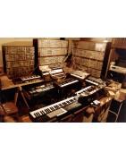 Teile für Orgel - Synthesizer - Keyboards