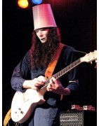Berühmte Gitarristen Modifikationen
