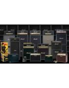 Amplificadores de bajo y Guitarra