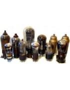 Válvulas de Vacío - Tubos para Radios Antiguas