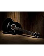 Guitarra acústica ( Piezas y Repuestos)