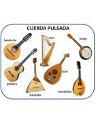 Repuestos para Banjo - Mandolina - Ukelele - Violín